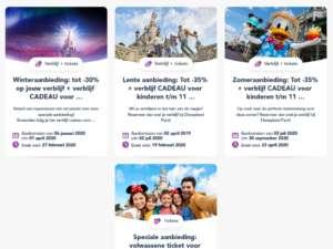 Disneyland fotos