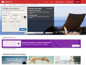 hotel.com homepagina