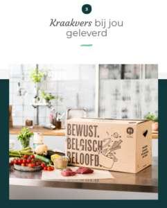 Foodbag maaltijdbox