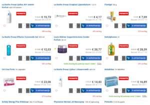 6 producten met 20% korting en meer