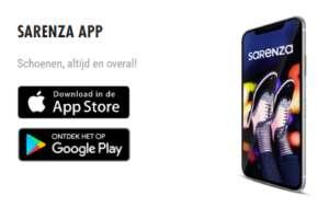 sarenzo app