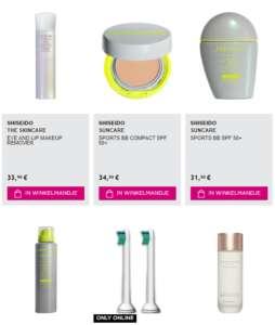 6 paris xxl skincare producten
