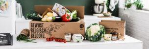 €20 korting op jouw eerste Foodbag met deze code