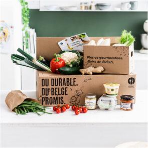 20 € de réduction sur votre Foodbag